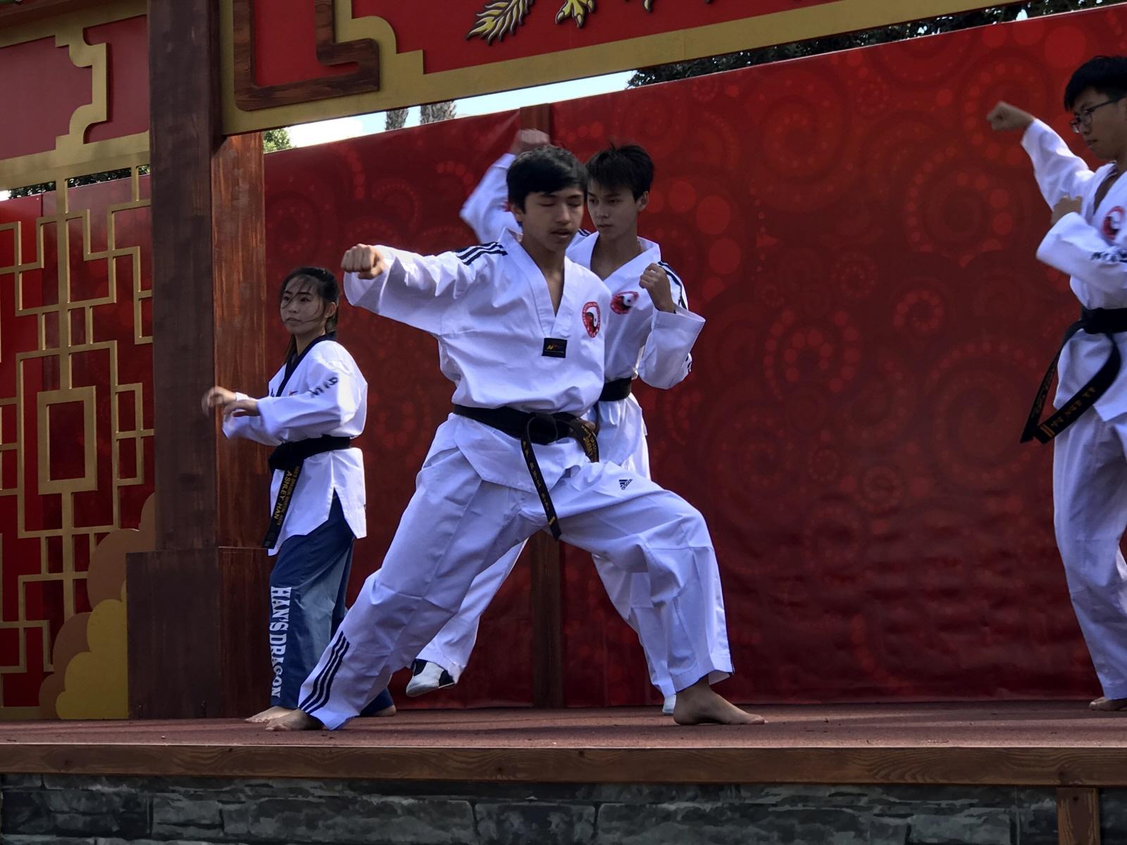Taekwondo Schools in San Diego