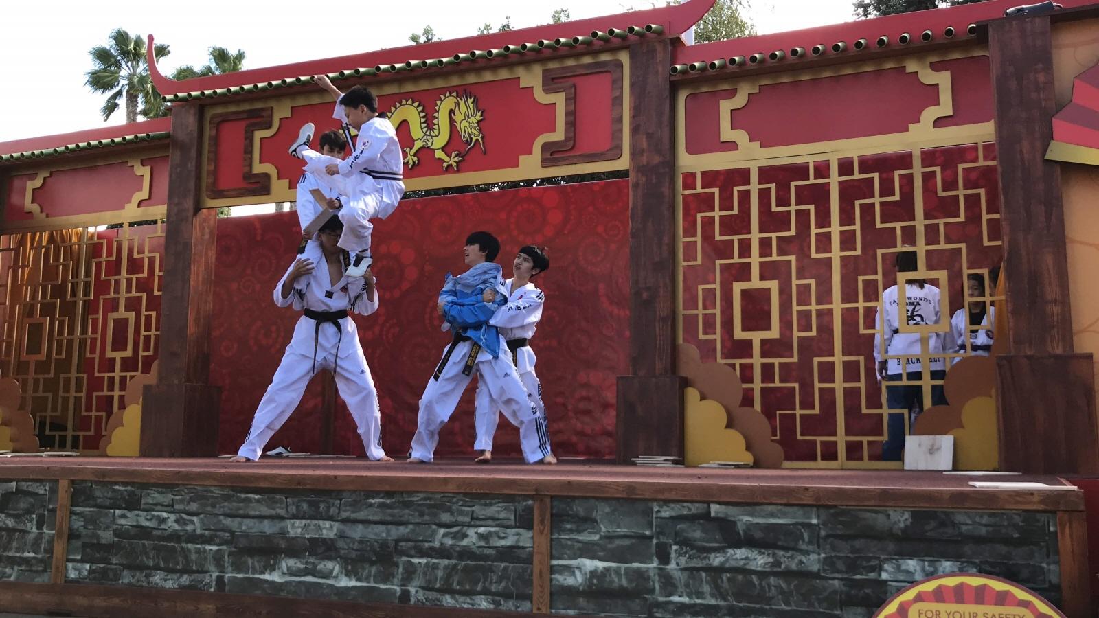 Taekwondo San Diego