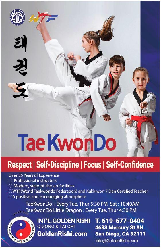San Diego Taekwondo